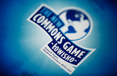 The New Commons Game