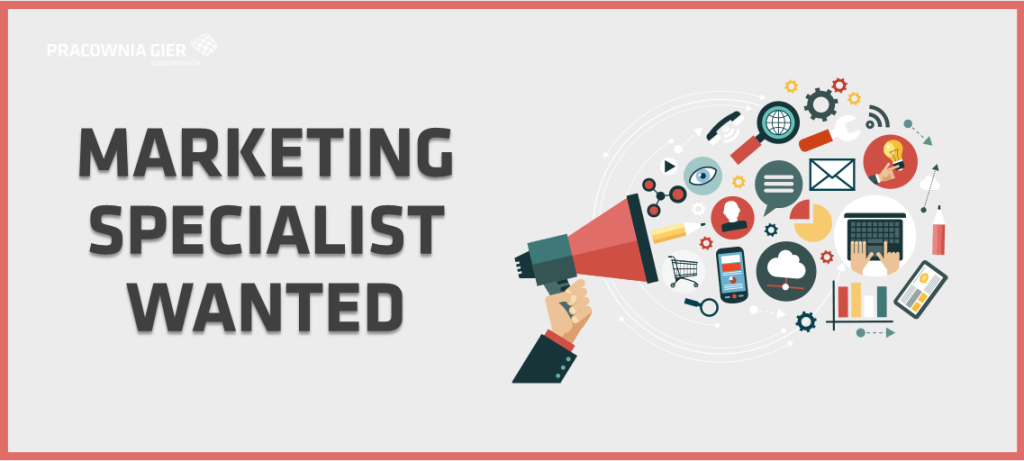 marketing specialist wanted